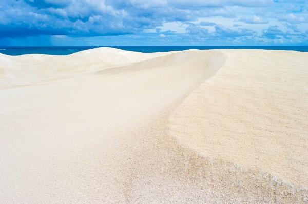 Dunes in Cervantes