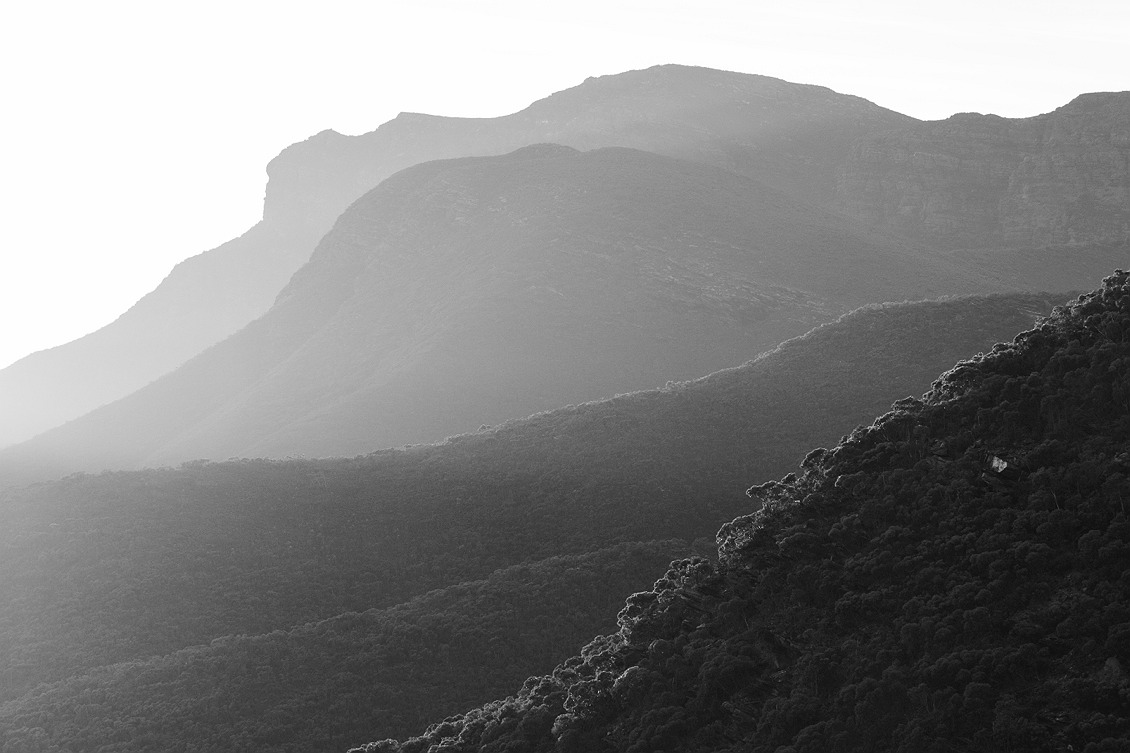 1106_stirling_ranges_national_park_monochrome