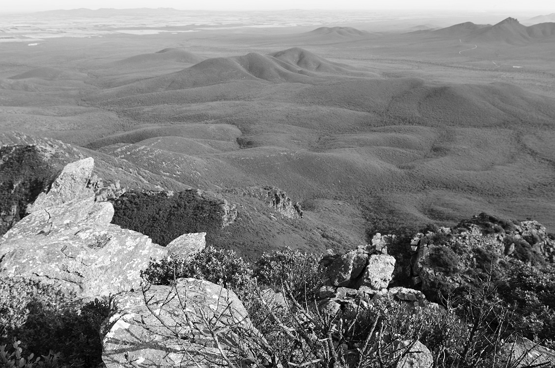 8743_stirling_ranges_national_park_monochrome_toolbrunup_peak