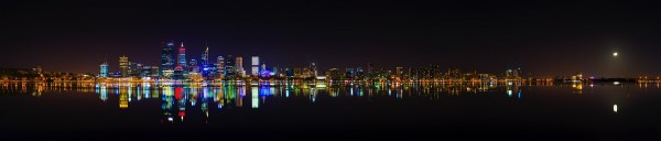 Perth City Panorama