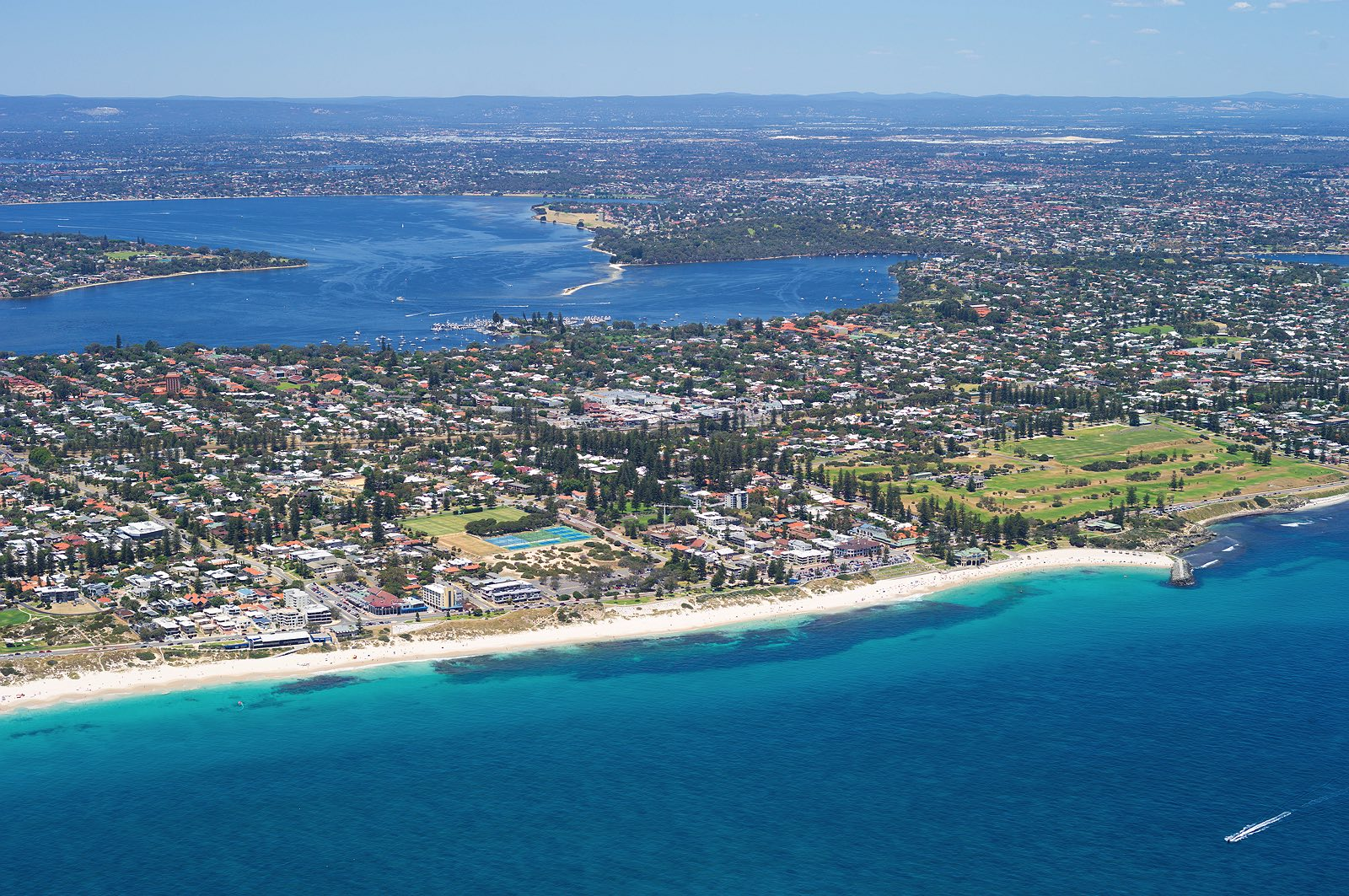 cottesloe-beach-swan-river-aerial