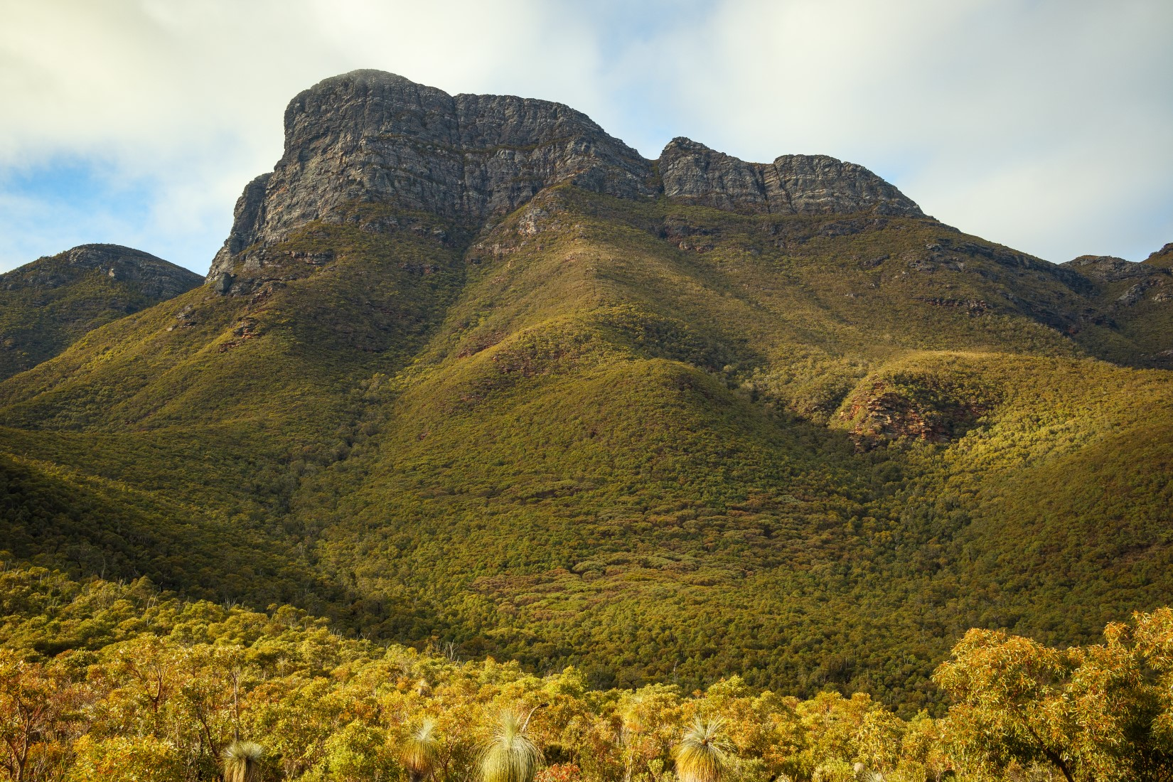 Bluff Knoll – The Stirling Range