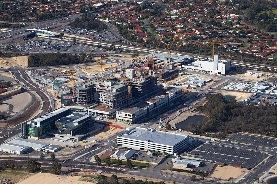 Aerials of Perth