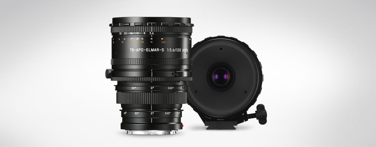 Leica TS-APO-ELMAR-S 120mm