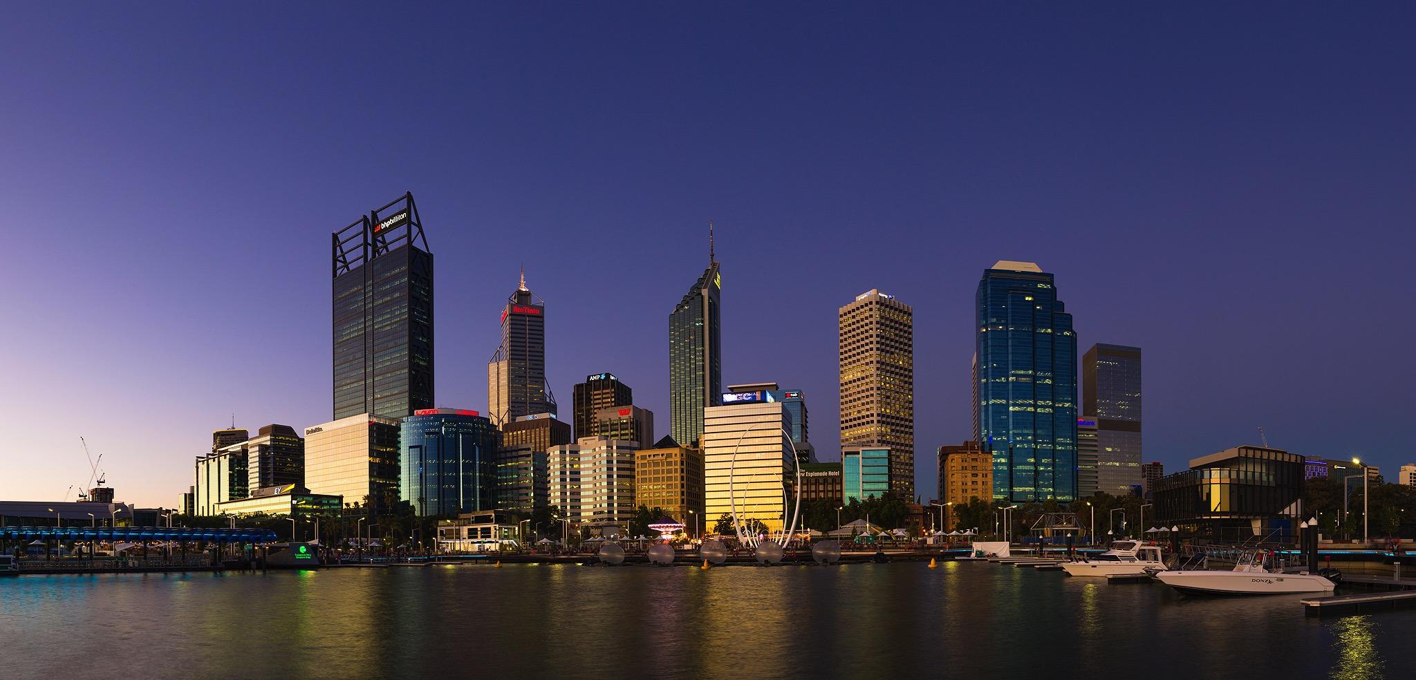 Best of: Perth City Skylines
