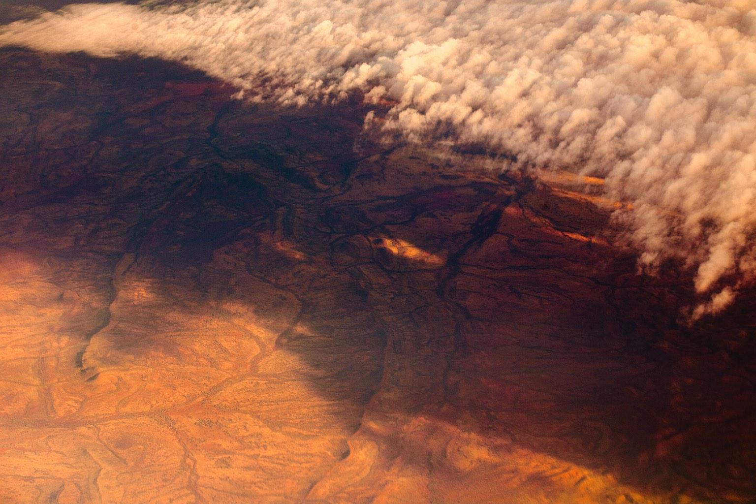Aerials of the Pilbara