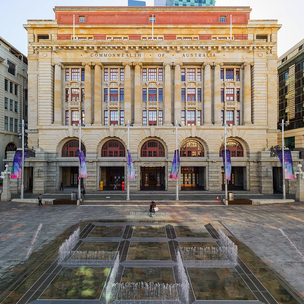 Forrest Place Perth City